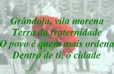 Un Portugal aux couleurs des oeillets rouges : le 25 avril 1974 Souvenirs  par Jean LEVY
