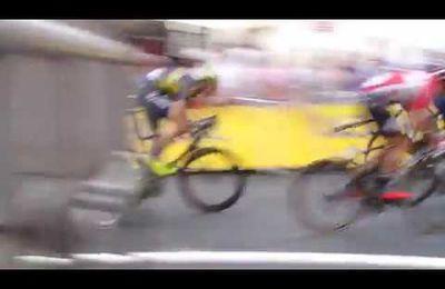 Arrivée du Tour de France à Salon-de-Provence