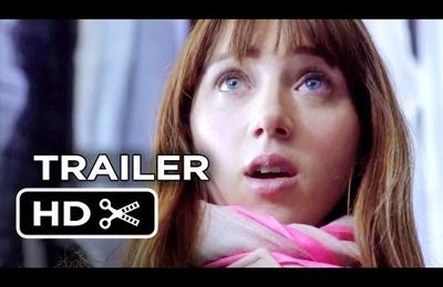 In Your Eyes Official Trailer 1 (2014) - Zoe Kazan, Joss Whedon Movie HD...