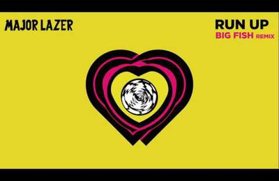 Major Lazer - Run Up (feat. PARTYNEXTDOOR & Nicki Minaj) [Big Fish Remix]