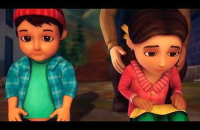 Muskaan ¦ Animated Short Film on Gender Equality and Female Foeticide