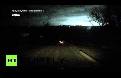 Russie = la nuit, il fait jour