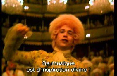 "Une leçon de cinéma ""Amadeus"" de Milos Forman"