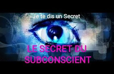 Le Secret du Subconscient    Méditation guidée