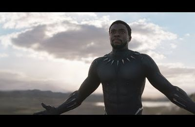BLACK PANTHER, trailer.