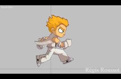 Showreel d'animation 2D