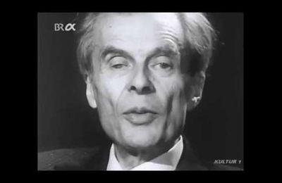"""Aldous Huxley: Kontrolle der Massen  (1958) - Dystopie von """"Schöne neue Welt"""""""