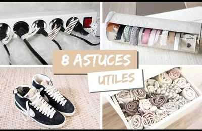 DIY : Do It Yourself : 8 astuces pour la maison