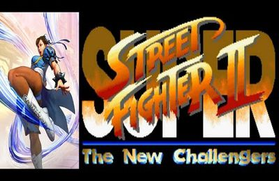 SNES - Super Street Fighter II: The New Challengers - Chun-li