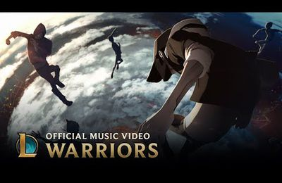 Imagine Dragons  Warriors
