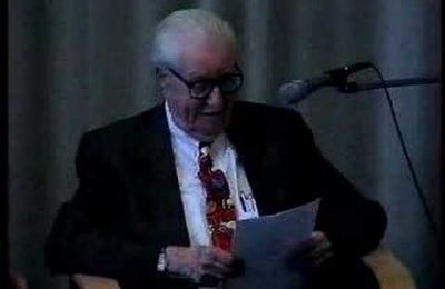 Carl Barks Meets His Fans - talks about Donald Duck, Disney