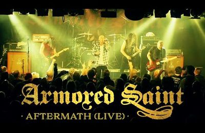 New ARMORED SAINT live video