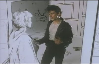 Take on me, le mythique clip de A-HA sans la musique