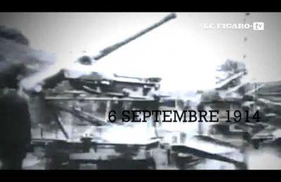 Bataille de la Marne, 6 au 13 septembre 1914 (Première Guerre mondiale)