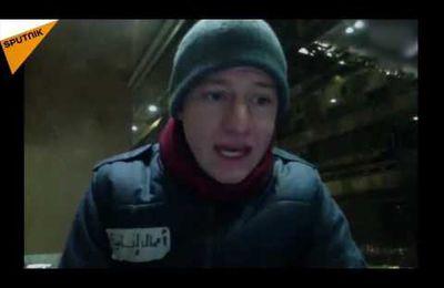 Témoignage direct d'Alep