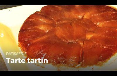 Comment faire une tarte tatin facile ? (Fle A2)