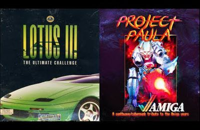 Musique de jeux vidéo: Lotus 3: The Ultimate Challenge Music Theme VS Tribute by Cryocon (Project Paula)