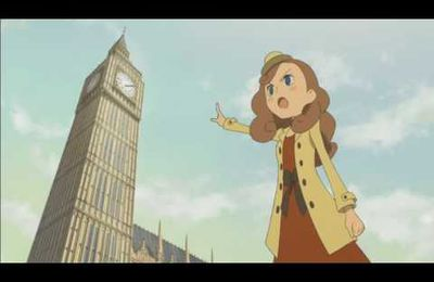 Sortie imminente #3 : Lady Layton