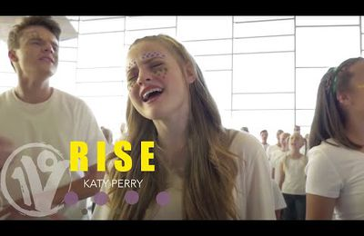 Rise, Katty Perry Musique, Blog and You!