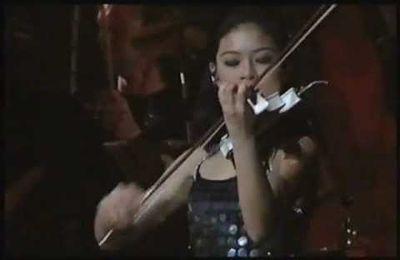 Vanessa Mae - Espectacular concierto