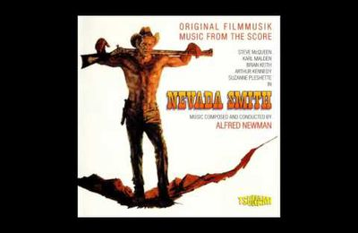 """1966 Alfred Newman pour """"Nevada Smith"""""""