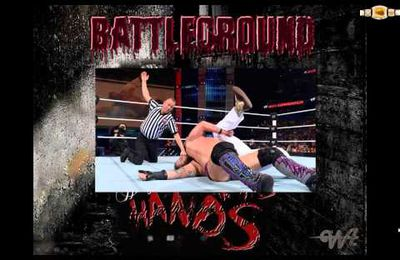 The Wrestling Show : WWE Battleground 2014 : The Bilan