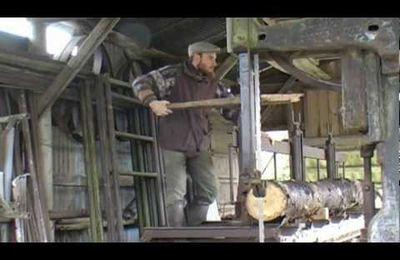 Une scie à agrume centenaire