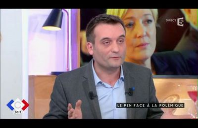 Florian Philippot sur France 5