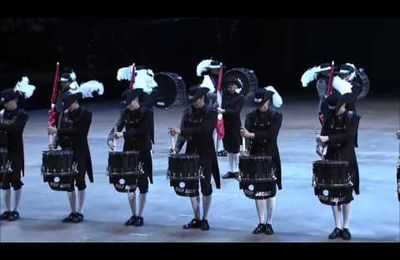 Top Secret Drum Corps (Suisse) - 2016 Virginia International Tattoo