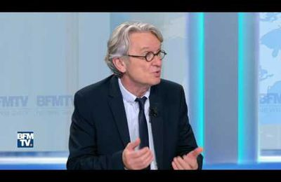 Code du travail: Jean-Claude Mailly (FO) n'est ni...