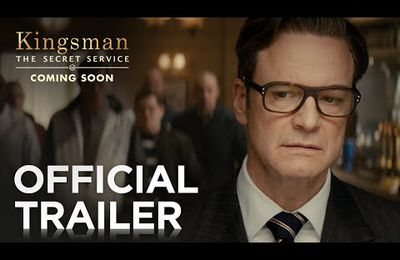 film: Kingsman services secrets