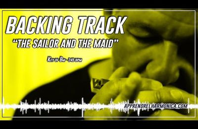The Sailor and the Maid - Backing track - Bm - 245 bpm