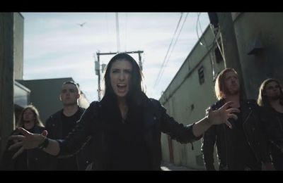 "Nouveau clip de UNLEASH THE ARCHERS ""Time Stands Still"""
