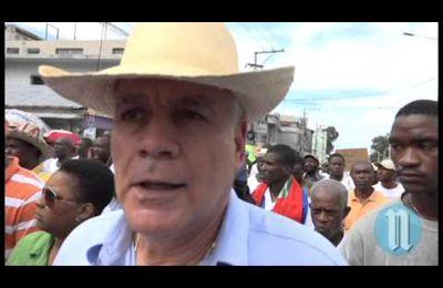 Vidéo. manifestation pour la défense des droits de l'homme