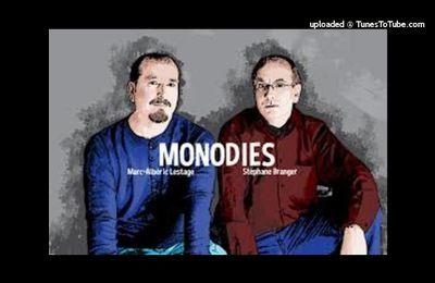 Notre émission sur Stéphane Branger et Marc-Albéric Lestage