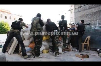 Documentaire - La Bataille d'Alep