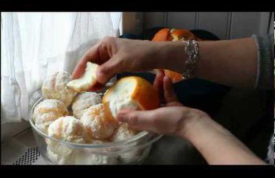 Les petites recettes du blog : le temps des confitures : confiture poires amandes