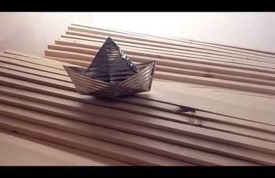 Daniel Burgi réinvente la vie sur la mer