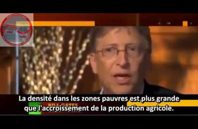 Bill Gates et Monsanto : même combat !