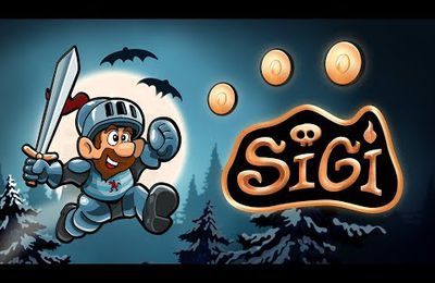 (indie) Sigi : A Fart for Melusina (PC et MAC) - Projet Steem Greenlight