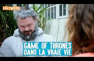 Game of Thrones dans la vraie vie