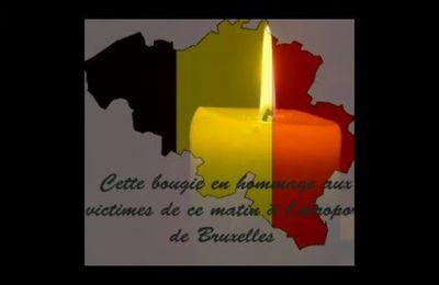De deuils en deuils...Bruxelles 22 mars 2016