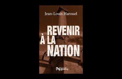 Jean-Louis HAROUEL : «Nous baignons dans le religieux, nous baignons dans une religion politique : l'idéologie post-chrétienne »