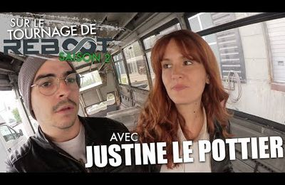 Inside Reboot Saison 2 - DAY 4 - Justine Le Pottier
