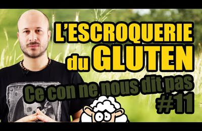 Comment nettoyer nos intestins quand on ne sait pas se passer de gluten