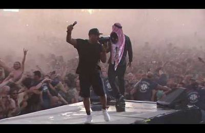 Prophets of Rage - Killing in the name - Hellfest 2017