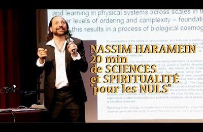 La science, la réalité et l'énergie par Nassim Haramein