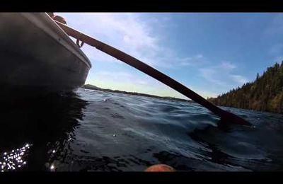 Vidéo de notre promenade sur le lac