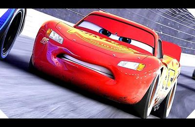 Cars3, vroom vroom, twist inattendu, vroom!
