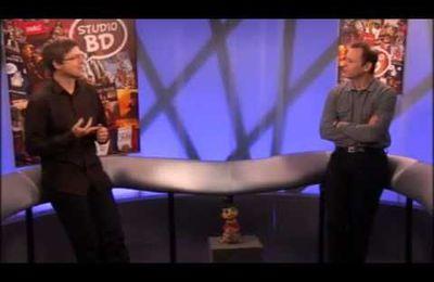 Ulrich Schröder  Je continue l'oeuvre de Carl Barks - Studio BD - RTL Vidéos